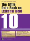 The Little Data Book on External Debt 2010 (eBook)